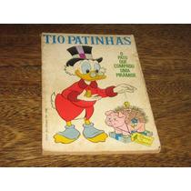 Almanaque Tio Patinhas Nº 65 Dezemb/1970 Ed Abril C/100 Págs