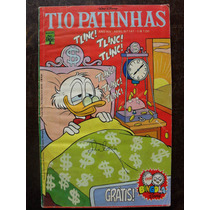 Tio Patinhas N° 141 - Abril/1977 - Ed. Abril