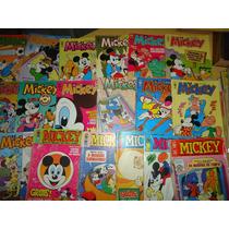 Mickey Nº 235- Revista Mensal - Editora Abril - Walt Disney