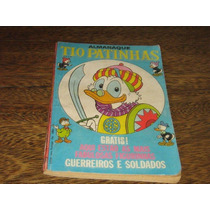 Almanaque Tio Patinhas Nº 61 Agosto/1970 Ed Abril C/100 Págs