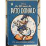 Os 80 Anos Do Pato Donald Capa Dura Pato Donald 80 Anos Novo