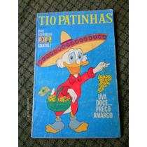 Tio Patinhas N.64 Nov. 1970 Sem Figurinhas Editora Abril