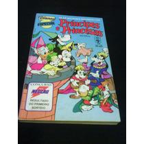 Disney Especial - Principes E Princesas Nº 138 - 1ª Edição