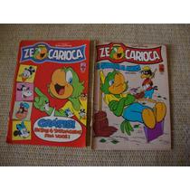 Revista Hq Zé Carioca - 6 Edições - Ano 1981.