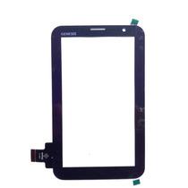 Tela Vidro Touch Screen Tablet Genesis Gt 7245 Preto