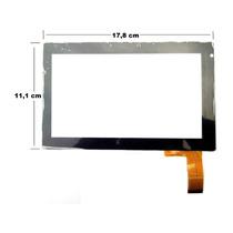 Tela Touch Tablet Philco 7a-p111a4.0 7 Polegadas