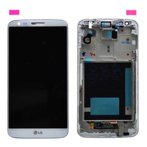 Display Lcd Tela Touch Branco Lg Optimus G2 D802 D805