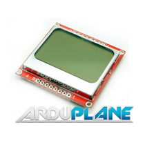 Modulo Display Lcd Gráfico 84x48 Nokia 5110 Arduino / Pic