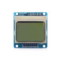 Display Nokia 5110 Lcd Gráfico 84x48 Arduino Pic Arm