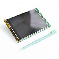 Tela Lcd 3.2 Touch Para Raspberry Pi 2 E V1, Pronta Entrega
