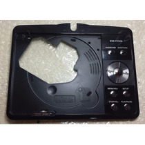 Carcaça Base Superior+placa Powerpack Dvd-tv7338