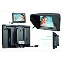 Monitor Lcd Led 7 Hdmi Câmeras E Filmadoras