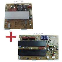 Kit Placas Y-sus + Z-sus Tv Lg 42pt250b, 42pt350, 42pw350