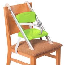 Cadeira Alimentação Portatil Hang N Seat Verde Dobravel Bebe