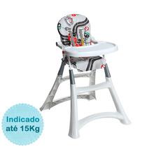 Cadeira De Alimentação Premium - Formula Baby Galzerano