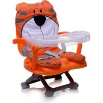 Cadeirão Cadeira Cadeirinha Portatil Alimentação Tigre Baby