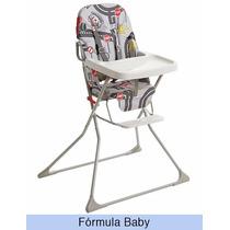 Cadeira De Refeição Formula Baby Galzerano