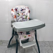 Cadeira De Alimentação Monstrinhos Burigotto
