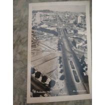 Cartão Postal Antigo Belo Horizonte Mg 1950