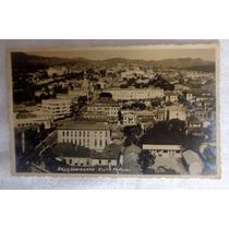 Cartão Postal Antigo Belo Horizonte Minas Gerais