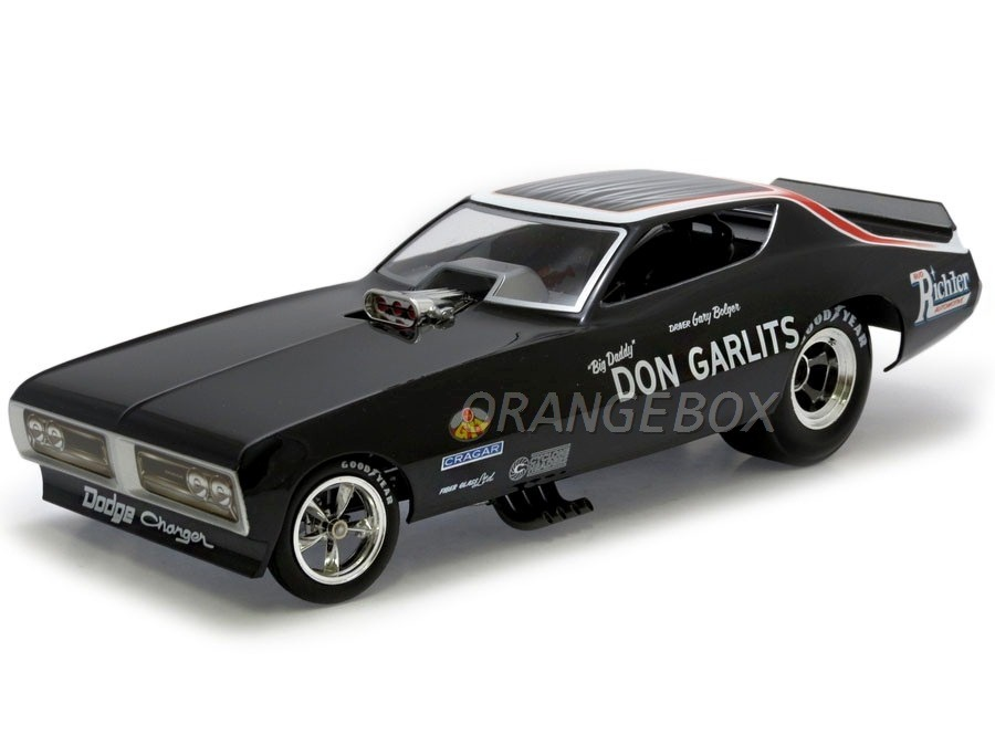 dodge charger funny car 1971 don garlits autoworld aw1107