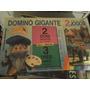 Dominó Gigante - Vovô Colorino - Educativo, 2 Jogos Em 1