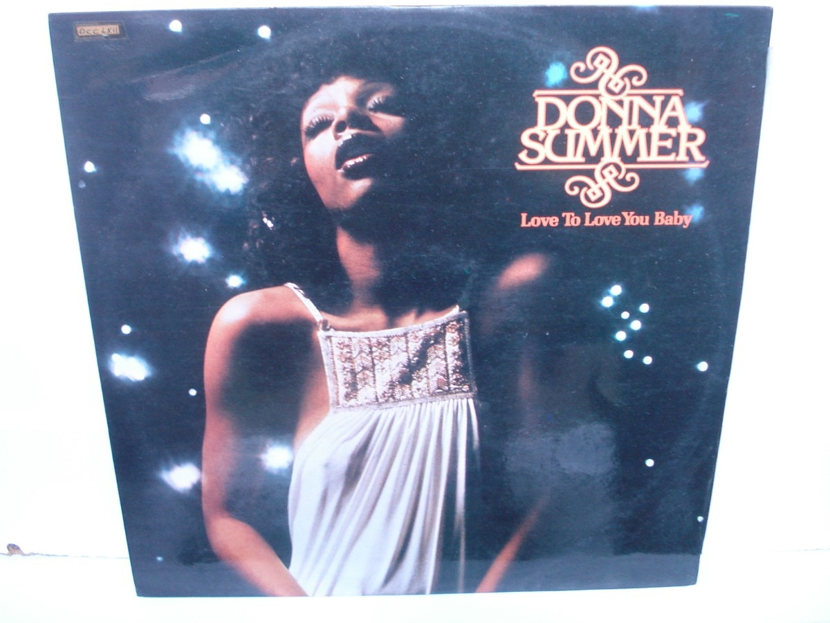 donna summers love to love you baby: