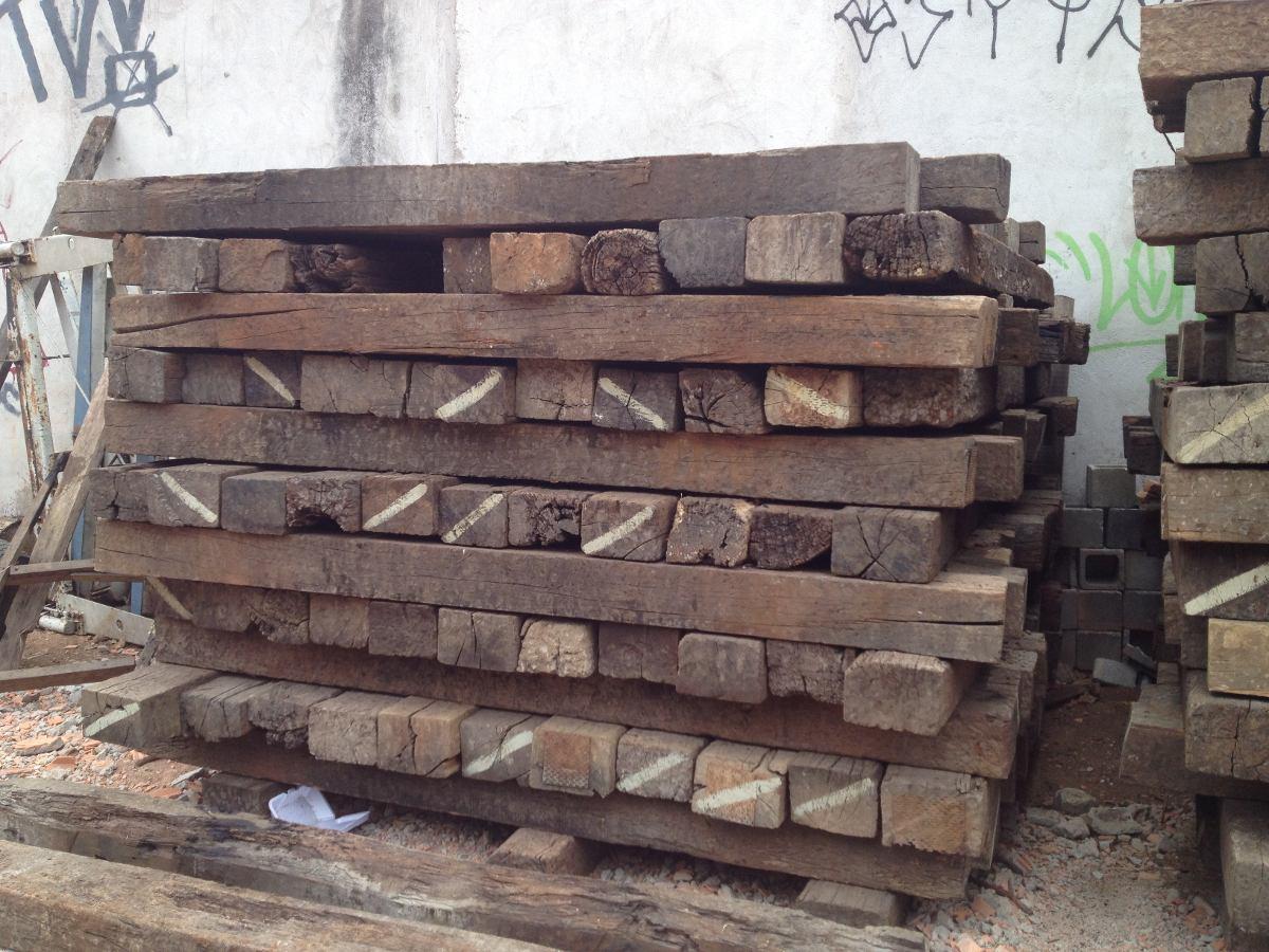 dormente de trilho de trem. madeira rustica paisagismo viga #527C4F 1200x900
