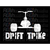 Adesivo Drift Trike 2 Frete Grátis