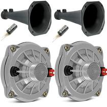 Kit 2 Drivers Selenium D250x + Cornetas + Capacitor Grátis