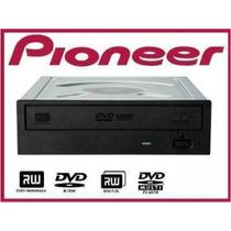 Gravadora De Dvd Cd Pionner Dvr 118 Lbk Ide 22x Controladora