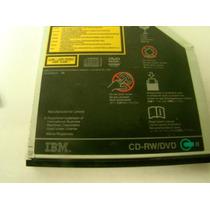 Gravadora De Cd E Leitora De Dvd Ibm Lenovo Thinkpad