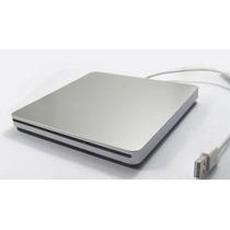 Case Externo Usb Para Dvd Gravador Portátil Macbook E Outros