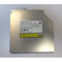 Gravador De Dvd E Cd Slim P/ Notebook Sata Panasonic - Uj8c2