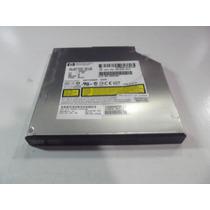 Drive Gravador Dvd Gcc-4244n Ide Notebook Hp Compaq Nx6120