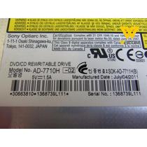 106 Gravador De Dvd Notebook Sata Ad-7710h Sony - Dvd Rw
