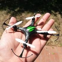 Avião Controle Remoto Drone Quadricoptero Mais Bateria Extra