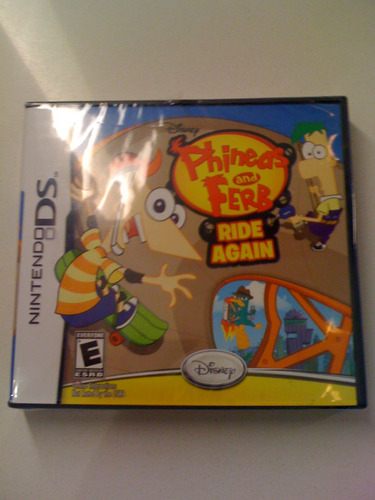 Ds Phineas And Ferb Fines E Ferbs Fine Verb Fineas Finias