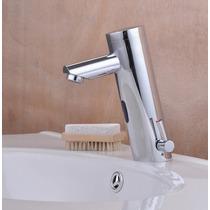 Torneira Para Banheiro C/ Sensor De Proximidade E Misturador