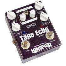 Pedal Wampler Faux Tape Echo Delay - Estado De Novo !
