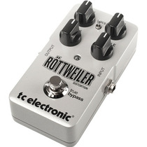Pedal Rottweiler Distortion Tc Eletronic
