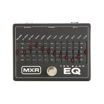 Pedal Mxr Ten Band Graphic Eq M108 | Frete Grátis + Brinde
