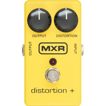 Pedal Para Guitarra Dunlop Mxr M104 - + Distortion