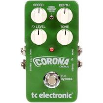 Tc Electronic Corona Chorus Guitar Effects Pedal