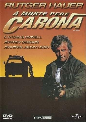 Dvd - A Morte Pede Carona
