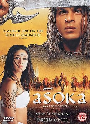 Dvd Asoka - Índia, Bollywood