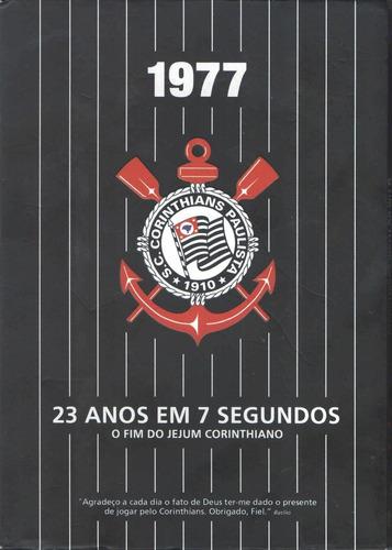 Dvd Corinthians 1977 - 23 Anos Em 7 Segundos