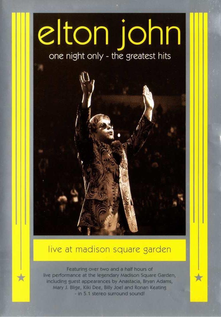Elton John Caribou