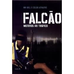 Dvd Falcão Meninos Do Trafico Mv Bill Fora De Catalogo