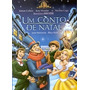 Dvd Um Conto De Natal - Christmas Carol-the Movie